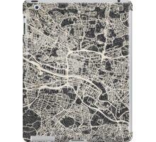 Glasgow map iPad Case/Skin