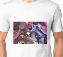 Tools At Rest Unisex T-Shirt