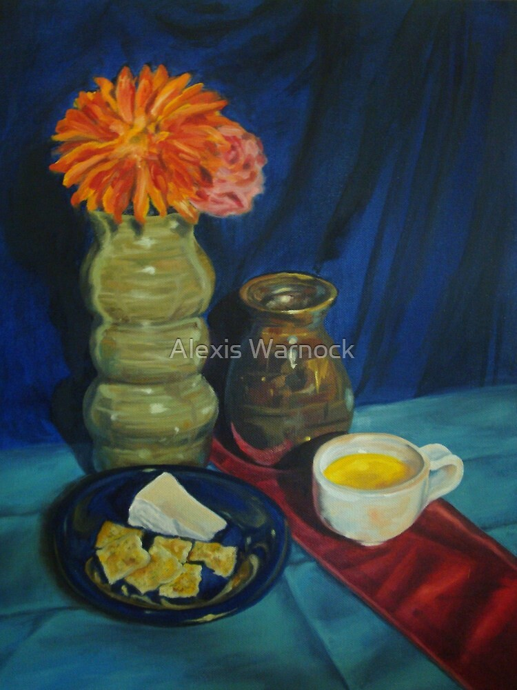 An Afternoon Snack by Alexis Warnock