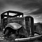 Old Ride by Cynthia Broomfield