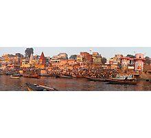 Ganges Magic Photographic Print