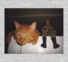 Frankie & Sgt. Major Joe One Piece - Long Sleeve