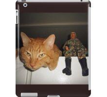 Frankie & Sgt. Major Joe iPad Case/Skin