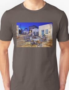 Have a seat in Serifos Unisex T-Shirt