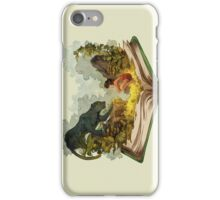 The Book of Adventure and Love iPhone Case/Skin