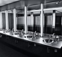 Sinks and Stalls by Jeffrey  Sinnock