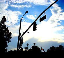 LA Street - CA by Barnewitz