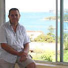 Bob Reed of Fairlight Gardens Bed and Breakfast by MrJoop