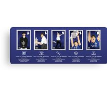 Everton FC - FA Cup Winners Canvas Print