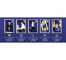 Everton FC - FA Cup Winners Photographic Print