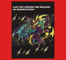 Dragon of Destruction One Piece - Long Sleeve