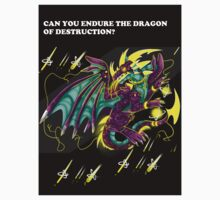 Dragon of Destruction One Piece - Short Sleeve
