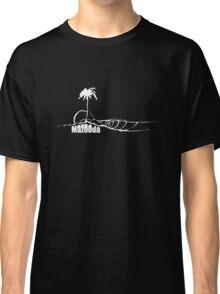 Mazooda_Island_White Classic T-Shirt