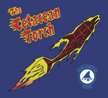 The Cetacean Torch T-Shirt