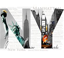 the best of New York Photographic Print