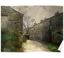 Cotterdale ~The Village Which Never Stirs Poster