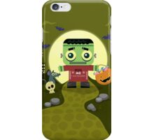 Frankie Goes to Halloween! iPhone Case/Skin