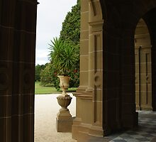 Archway at Werribee by Alison Murphy