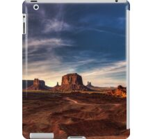 View From John Ford Point iPad Case/Skin