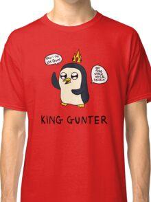 King Gunter (Adventure Time/Kendrick Lamar Mash Up) Classic T-Shirt
