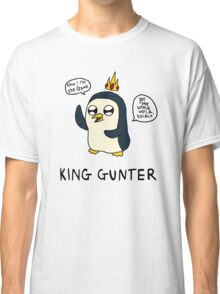 King Gunter (Adventure Time/Kendrick Lamar Mash Up) Classic T-Shirt
