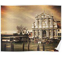 Church at Venice Poster