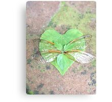 Enchanted Wings  Canvas Print