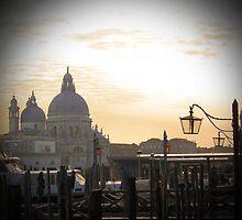 Chiesa della Salute, Venice by Sunil Bhardwaj