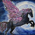 The Pegasus by TriciaDanby