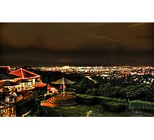 Mount Coot-tha Lookout Photographic Print