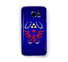Link's shield Hylian Shield Samsung Galaxy Case/Skin