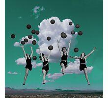 jump for joy Photographic Print