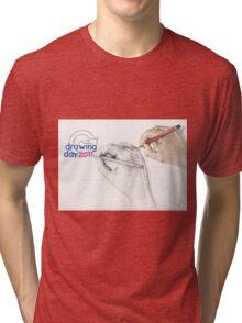 drawing day 2011 Tri-blend T-Shirt