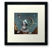 Curious George Framed Print