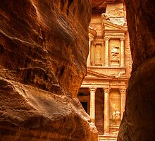 Hidden Treasure, Jordan by Clint Burkinshaw