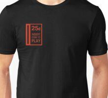 Arcade Coin-Op T-shirt Unisex T-Shirt