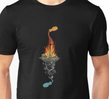 Fire and Ash Unisex T-Shirt