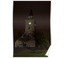 Haunted Church Poster