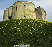 Clifford's Tower York by Emlehh