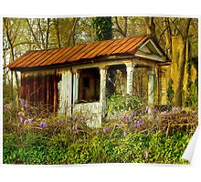 The Old Well House Poster