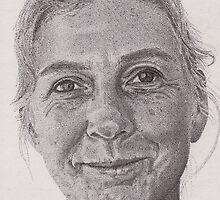 Ink Portrait Commission 2 by RIYAZ POCKETWALA