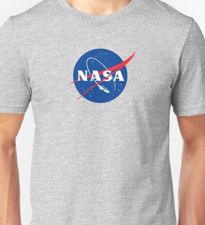 NASA IRON Unisex T-Shirt