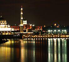 Putrajaya Night Cityscape by SCDigitalPhoto