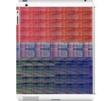 Paint Sample Bi Pride flag iPad Case/Skin