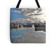 Newport Bay.....Newport, Oregon Tote Bag
