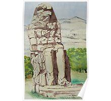 The Colossus of Memnon Poster