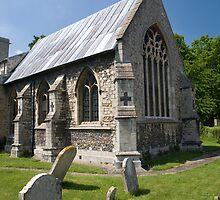 County Church, Cambridge by Robert Ellis