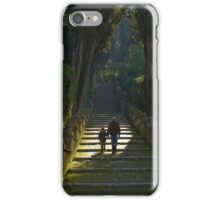 Quality time iPhone Case/Skin