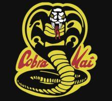 Cobra Kai Karate Dojo by star-warrior