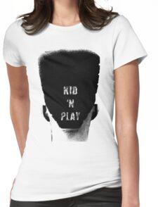Kid N Play T-shirt Womens Fitted T-Shirt